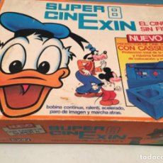 Juguetes antiguos Exin: SUPER 8 CINE EXIN. Lote 186340047