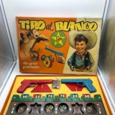 Juguetes antiguos Exin: ANTIGUO JUEGO TIRO AL BLANCO DE EXIN. DE PRESICION.. Lote 186359812