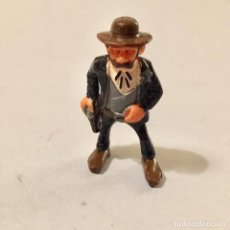 Juguetes antiguos Exin: EXIN WEST EXINWEST EXIN FARWEST FIGURA SHERIFF. Lote 188835596