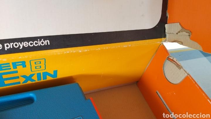 Juguetes antiguos Exin: SUPER CINEXIN AZUL CINE EXIN CON PELÍCULA. CINEEXIN SUPER 8 - Foto 7 - 253894895