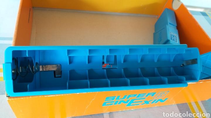 Juguetes antiguos Exin: SUPER CINEXIN AZUL CINE EXIN CON PELÍCULA. CINEEXIN SUPER 8 - Foto 11 - 253894895