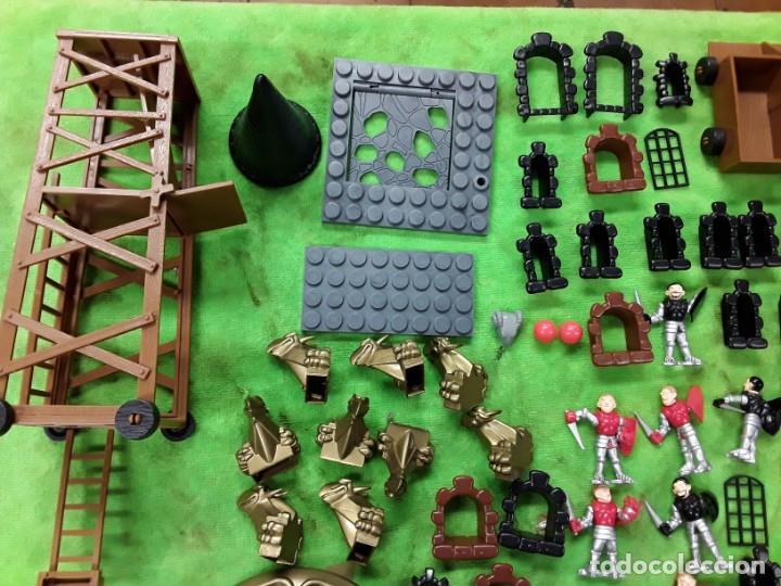 Juguetes antiguos Exin: Exin castillos legends, batalla final. - Foto 8 - 189589898
