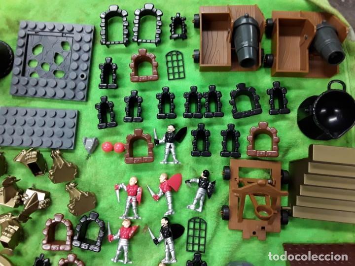 Juguetes antiguos Exin: Exin castillos legends, batalla final. - Foto 9 - 189589898