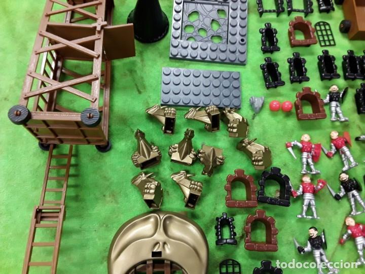Juguetes antiguos Exin: Exin castillos legends, batalla final. - Foto 10 - 189589898