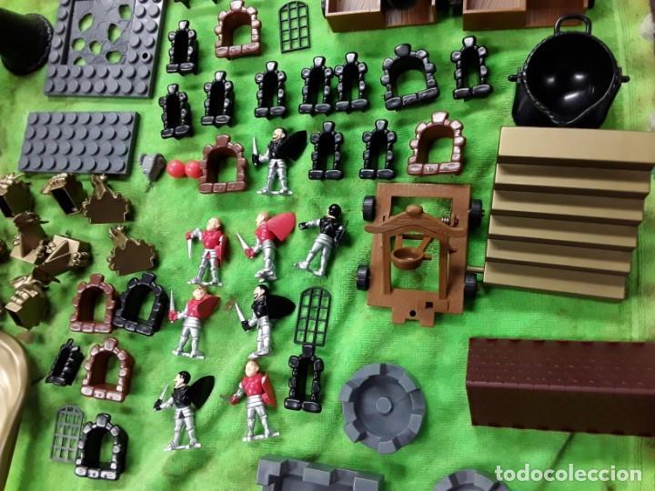 Juguetes antiguos Exin: Exin castillos legends, batalla final. - Foto 11 - 189589898