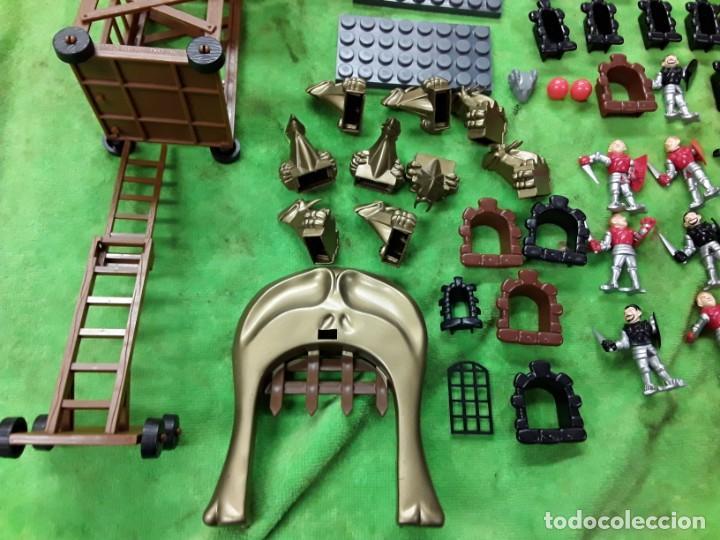 Juguetes antiguos Exin: Exin castillos legends, batalla final. - Foto 12 - 189589898