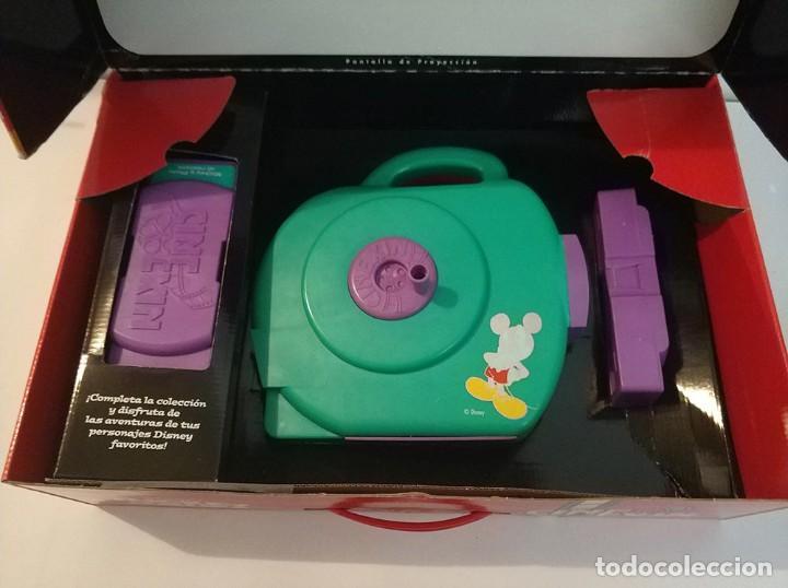 Juguetes antiguos Exin: cine exin popular juguetes con dos peliculas en caja completo cinexin - Foto 3 - 193085017