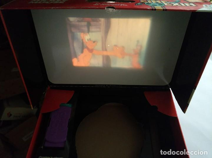 Juguetes antiguos Exin: cine exin popular juguetes con dos peliculas en caja completo cinexin - Foto 4 - 193085017
