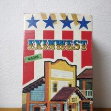 Brinquedos antigos Exin: EXIN WEST BANK. REF. 2031. Lote 193977453