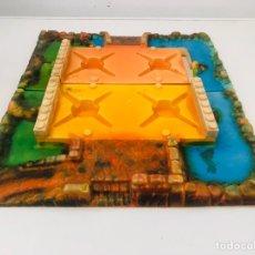 Juguetes antiguos Exin: EXIN CASTILLOS BASES. Lote 194405097