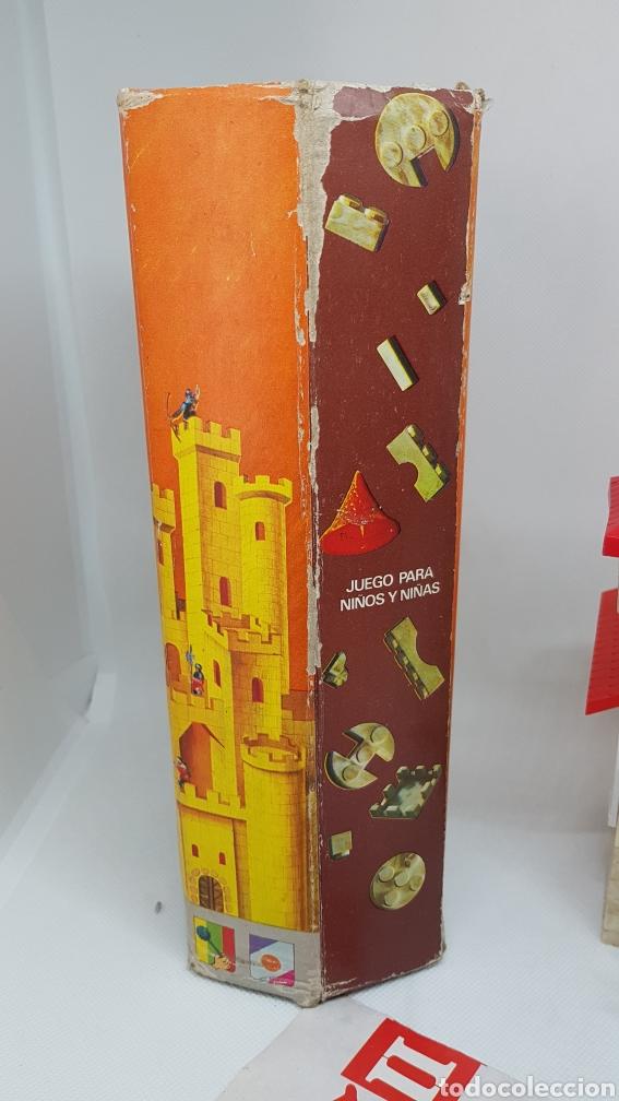 Juguetes antiguos Exin: LOTE 2 EXIN CASTILLOS MINI S Y NUMERO II DE 1990 - Foto 7 - 194380988
