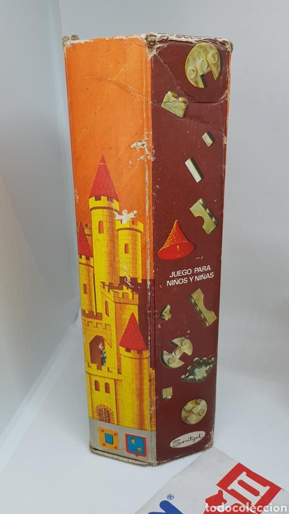 Juguetes antiguos Exin: LOTE 2 EXIN CASTILLOS MINI S Y NUMERO II DE 1990 - Foto 9 - 194380988