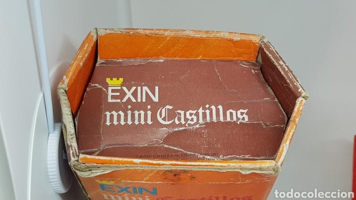 Juguetes antiguos Exin: LOTE 2 EXIN CASTILLOS MINI S Y NUMERO II DE 1990 - Foto 10 - 194380988