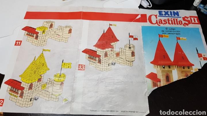 Juguetes antiguos Exin: LOTE 2 EXIN CASTILLOS MINI S Y NUMERO II DE 1990 - Foto 23 - 194380988
