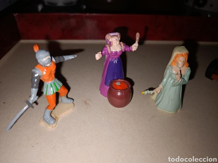 Juguetes antiguos Exin: Figuras y accesorio EXIN CASTILLO - Foto 2 - 195140705