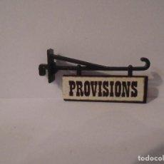 Juguetes antiguos Exin: EXIN WEST CARTEL PROVISIONS PIEZA ORIGINAL (G) 84. Lote 195492650
