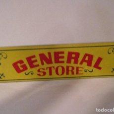 Juguetes antiguos Exin: EXIN WEST CARTEL GENERAL STORE PIEZA ORIGINAL (G) 86. Lote 195493187