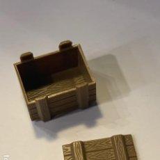 Brinquedos antigos Exin: EXIN WEST CAJA CON TAPA ORIGINAL (G) 97. Lote 195989858
