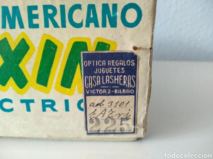 Juguetes antiguos Exin: EXIN, ANTIGUO JEEP AMERICANO ELECTRICO, CON CAJA - Foto 10 - 196280547