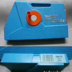 Brinquedos antigos Exin: PROYECTOR SUPER 8 CINE EXIN CON PELICULA 0815 GOOFY Y LA SIRENA - EXIN-001. Lote 209405431
