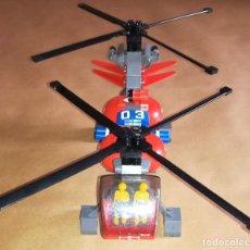 Brinquedos antigos Exin: TENTE EXIN HELICÓPERO REF. 0511. Lote 197813113