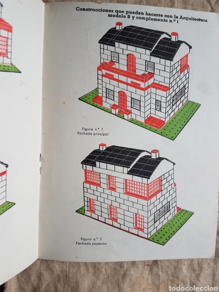 Juguetes antiguos Exin: Rarisimo libro arquitectura Exin castillos w - Foto 3 - 199208106