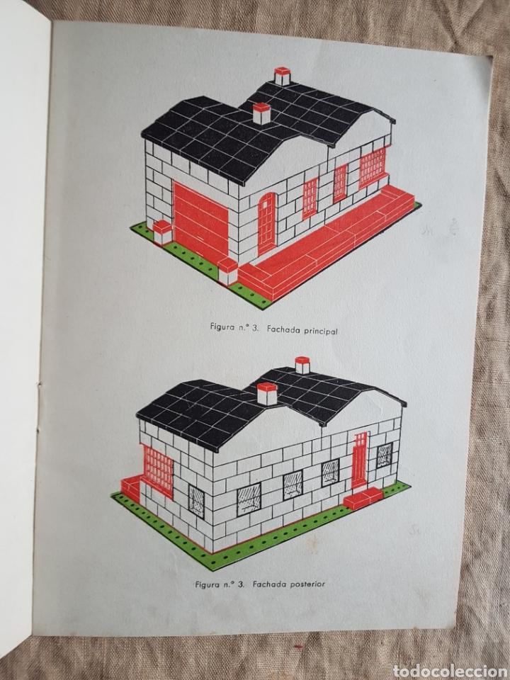 Juguetes antiguos Exin: Rarisimo libro arquitectura Exin castillos w - Foto 4 - 199208106