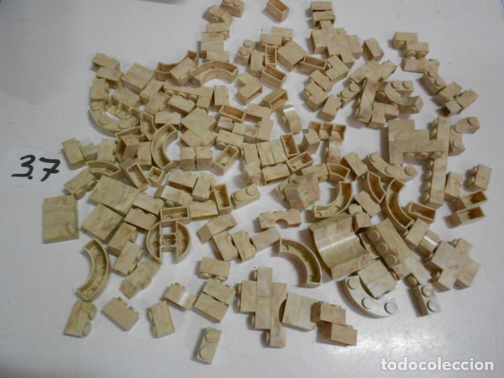 Juguetes antiguos Exin: GRAN LOTE ANTIGUO EXIN CASTILLO CON INSTRUCCIONES, BASES, MUCHAS PIEZAS Y FIGURAS DIVERSAS - Foto 11 - 200741315