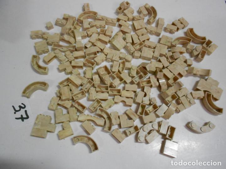 Juguetes antiguos Exin: GRAN LOTE ANTIGUO EXIN CASTILLO CON INSTRUCCIONES, BASES, MUCHAS PIEZAS Y FIGURAS DIVERSAS - Foto 12 - 200741315