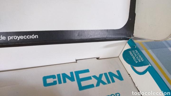 Juguetes antiguos Exin: CINEXIN NARANJA 8 PROYECTOR DE CINE SIN FIN EXIN AÑOS 70 EN BUEN ESTADO CON TRES PELÍCULAS - Foto 15 - 202265163