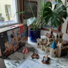 Juguetes antiguos Exin: EXIN CASTILLOS - ASALTO A LA FORTALEZA. Lote 204053382