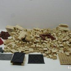 Brinquedos antigos Exin: LOTE DE PIEZAS EXIN CASTILLO .. Lote 205285991