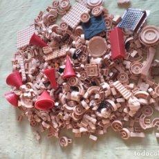 Brinquedos antigos Exin: EXIN CASTILLOS 1285 PIEZAS , CASTILLO POPULAR DE JUGUETES. Lote 206389876