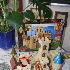 Brinquedos antigos Exin: EXIN CASTILLOS MORGANDOR - 506 PIEZAS. Lote 206814751