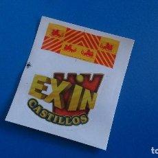Juguetes antiguos Exin: BANDERA EXIN CASTILLOS. Lote 207192650