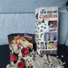 Juguetes antiguos Exin: EXIN CASTILLOS GRAN ALCÁZAR XI COMPLETO. Lote 207967837