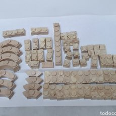 Brinquedos antigos Exin: EXIN CASTILLOS. 70 PIEZAS. AÑOS 70.. Lote 208771565