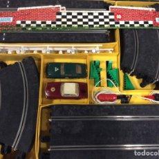 Juguetes antiguos Exin: CAJA SCALEXTRIC GT. Lote 209735917