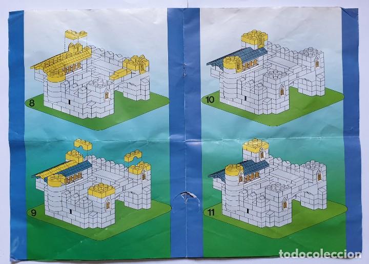 Juguetes antiguos Exin: INSTRUCCIONES EXIN CASTILLOS SERIE GOLDEN III 3 - Foto 3 - 209870836