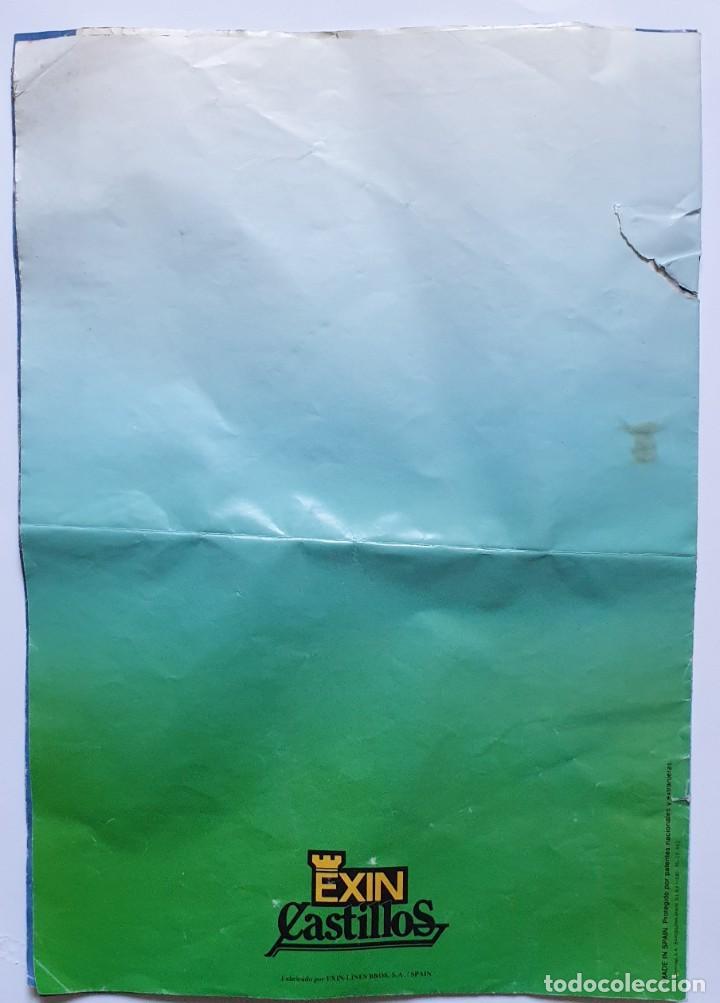 Juguetes antiguos Exin: INSTRUCCIONES EXIN CASTILLOS SERIE GOLDEN III 3 - Foto 5 - 209870836