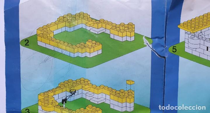 Juguetes antiguos Exin: INSTRUCCIONES EXIN CASTILLOS SERIE GOLDEN III 3 - Foto 6 - 209870836