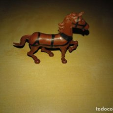 Brinquedos antigos Exin: EXIN WEST. CABALLO CARRETA/CARRO. Lote 210165090