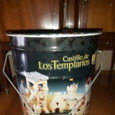 Brinquedos antigos Exin: CASTILLO DE LOS TEMPLARIOS. Lote 210287805