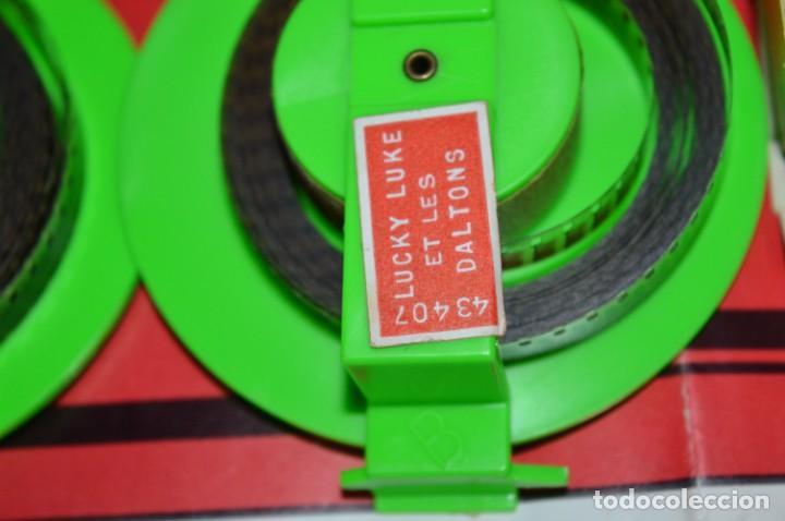 Juguetes antiguos Exin: CINEXIN Francés - MINICINEX, de MECCANO y Licencia Kenner USA - ¡Muy curioso y raro, de colección! - Foto 13 - 210406750