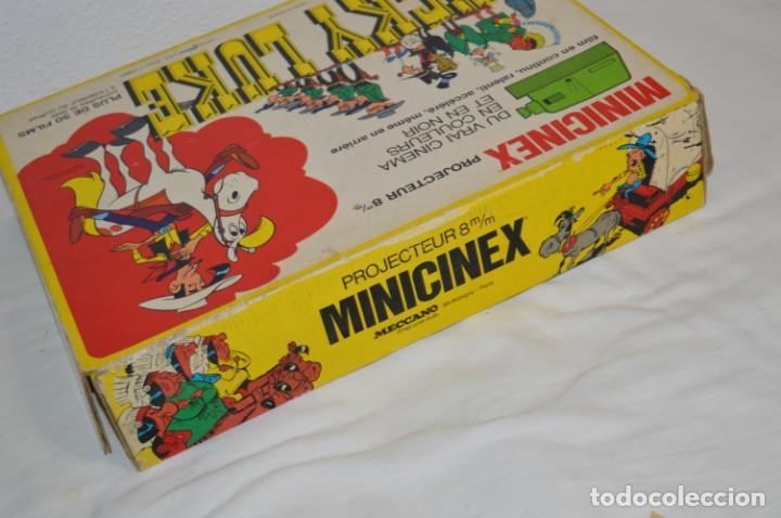 Juguetes antiguos Exin: CINEXIN Francés - MINICINEX, de MECCANO y Licencia Kenner USA - ¡Muy curioso y raro, de colección! - Foto 23 - 210406750