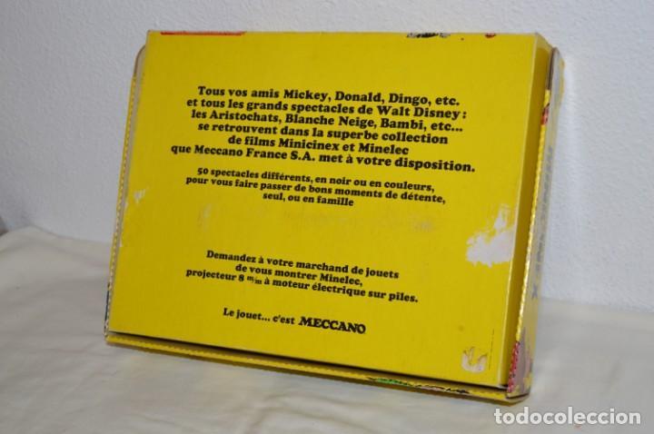 Juguetes antiguos Exin: CINEXIN Francés - MINICINEX, de MECCANO y Licencia Kenner USA - ¡Muy curioso y raro, de colección! - Foto 24 - 210406750