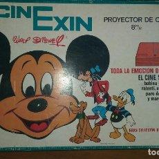 Juguetes antiguos Exin: CINE EXIN CINEXIN. Lote 211735141