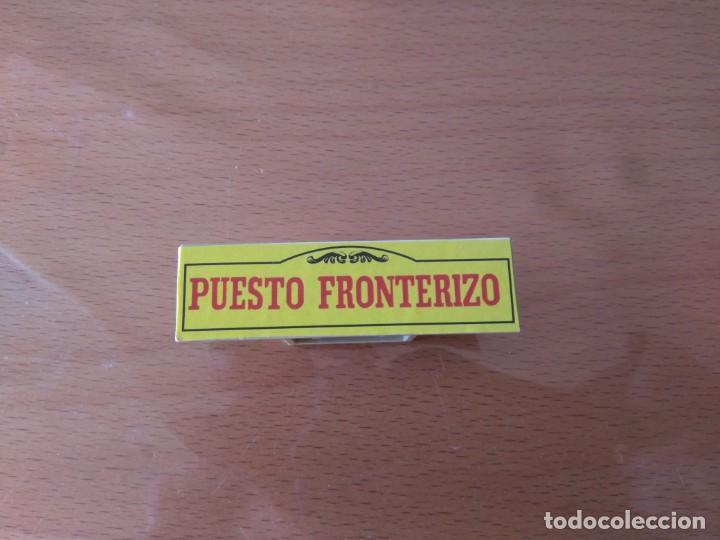 EXIN WEST , PIEZAS EXINWEST (Juguetes - Marcas Clásicas - Exin)