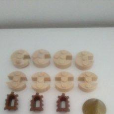 Juguetes antiguos Exin: LOTE PIEZAS EXIN CASTILLOS. Lote 213885203