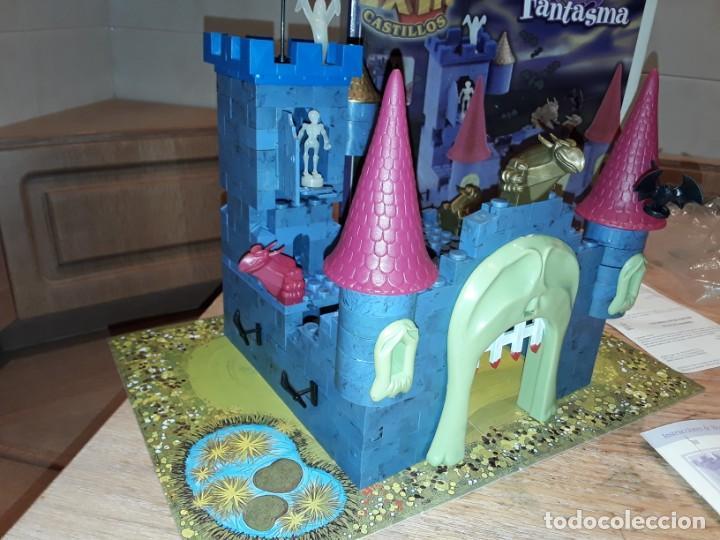 Juguetes antiguos Exin: Exin castillos mansion fantasma, completo. - Foto 2 - 213915896